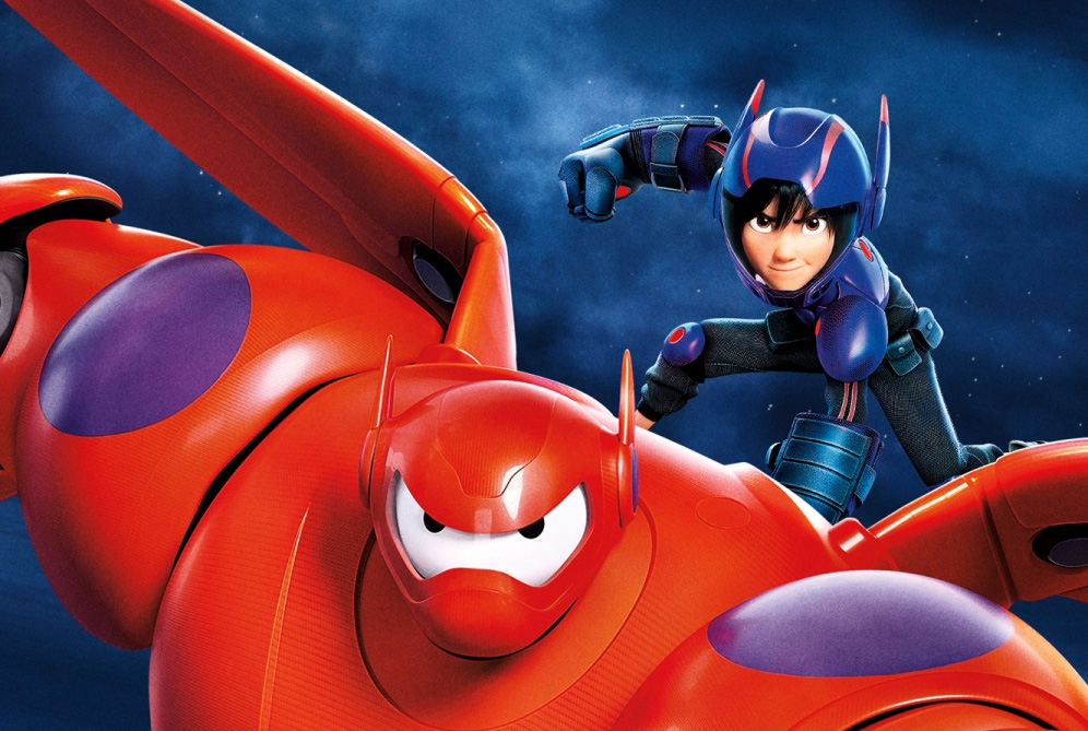 Disney – Big Hero 6