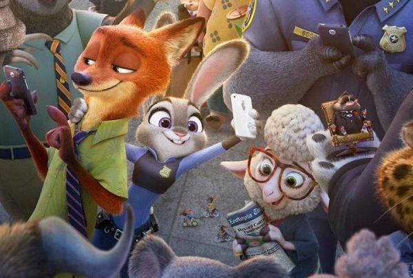 Disney – Zootopia